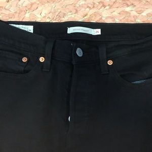 Levi's Jeans - Levi's Wedgie Straight 26